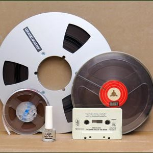 Magnetic Tape Care