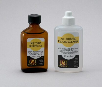 RA Last Record Preservative and All-Purpose Record Cleaner Kit