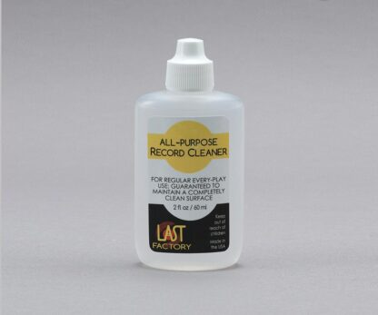 Last All-Purpose Record Cleaner, 2 oz.