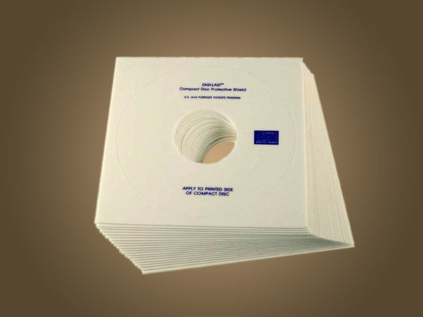Digilast Protective CD Shields