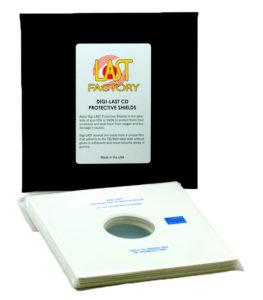 CS - Digi-Last CD Protective Shields