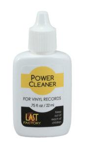 Last Power cleaner, .75 oz.