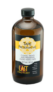 PTP - Last Tape Preservative, 16oz.