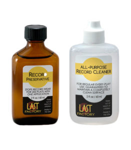 RA - Last Records Preservative and All-Purpose Record Cleaner kit