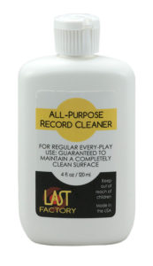 RCL - Last All-Purpose Record Cleaner, 4oz.