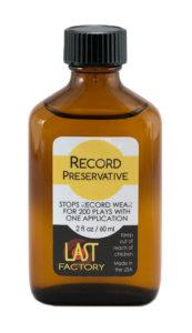 RP - Last Record Preservative, 2oz.