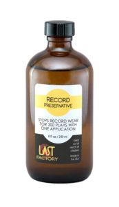 RPL - Last Record Preservative, 8oz.