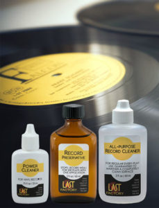 Record Cleaners and Preservatives