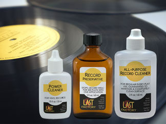 Record Cleaners / Preservatives
