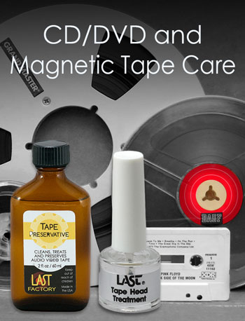 Shop CD/DVD Cleaners and Magnetic Tape Care