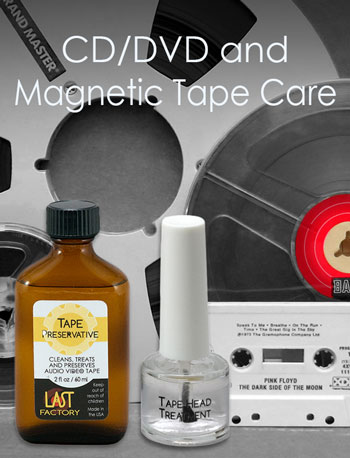 Shop CD/DVD Cleaners and Magnetic Tape Care Treatments